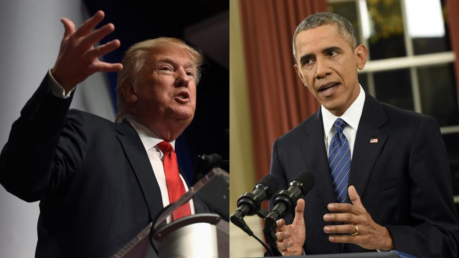 Former Green Beret Commander and Metis Solutions CEO Lt. Col. Michael Waltz (Ret.) outlines the fundamental differences between former President Barack Obama and President Donald Trump's national security agendas.
