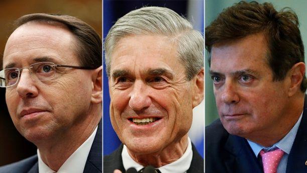 Rosensteint Mueller Manafort Split