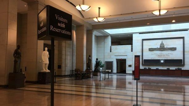 empty capitol