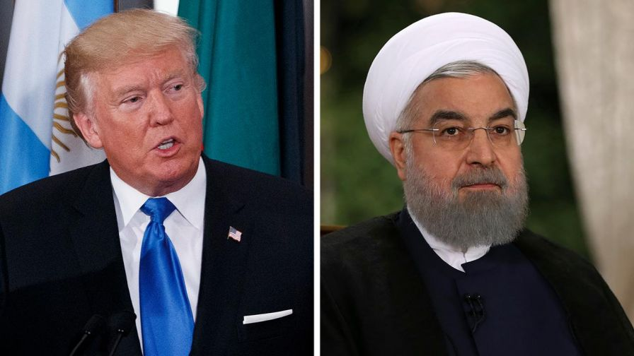 Iran's president insisted his country is living up to its side of the agreement and criticized Trump as a neophyte on foreign policy; John Roberts has the roundup on 'Special Report'