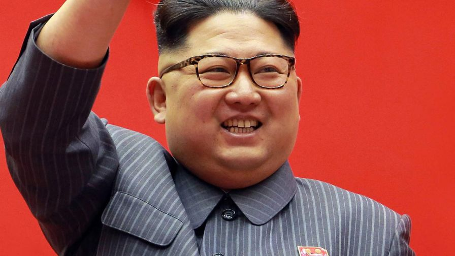 North Korean leader says nuclear button is always on his desk; Kitty Logan reports from London.