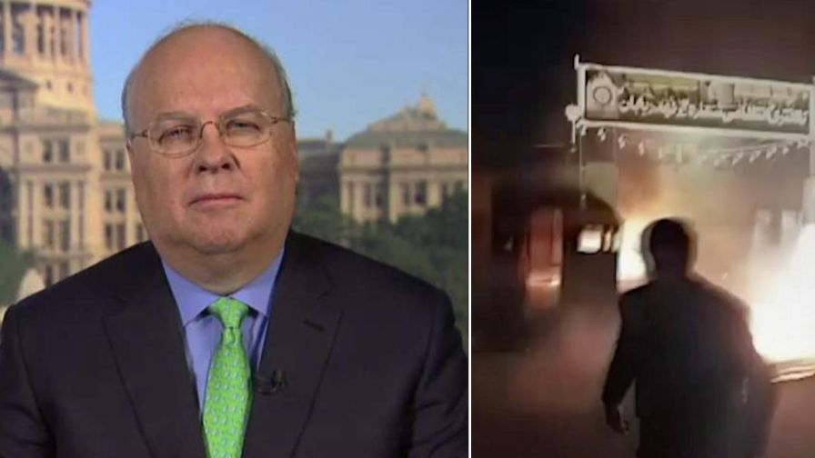 Karl Rove reacts to the president's unconventional approach to dealing with regimes.