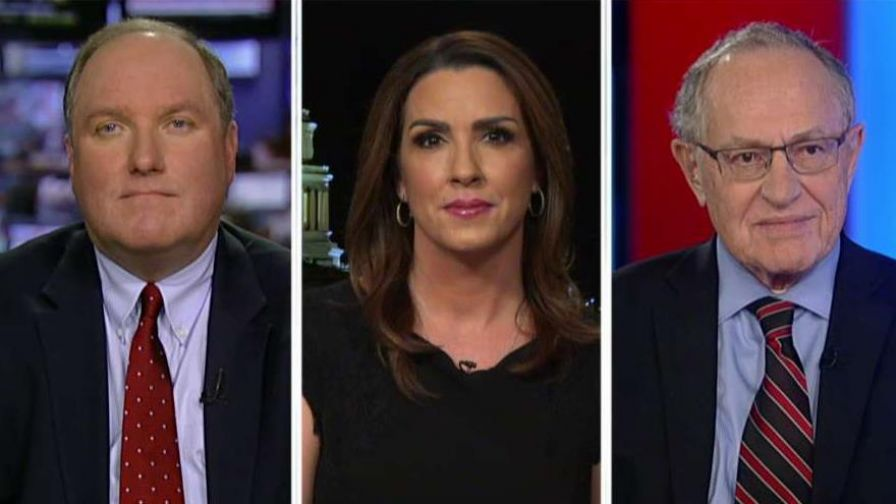 Panel goes on 'Hannity' to react to the report.