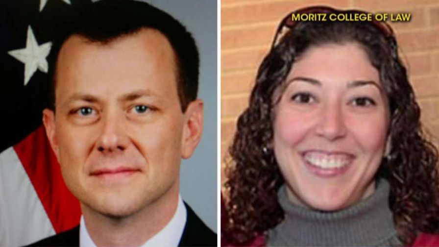 Congressional lawmakers are reportedly looking into whether Peter Strzok and Lisa Page were behind some leaks to the media on the Russia investigation; reaction and analysis from cybersecurity analyst Morgan Wright.