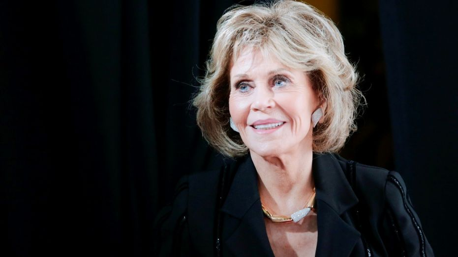 Jane Fonda donates $100G in bid to defeat California Rep. Issa