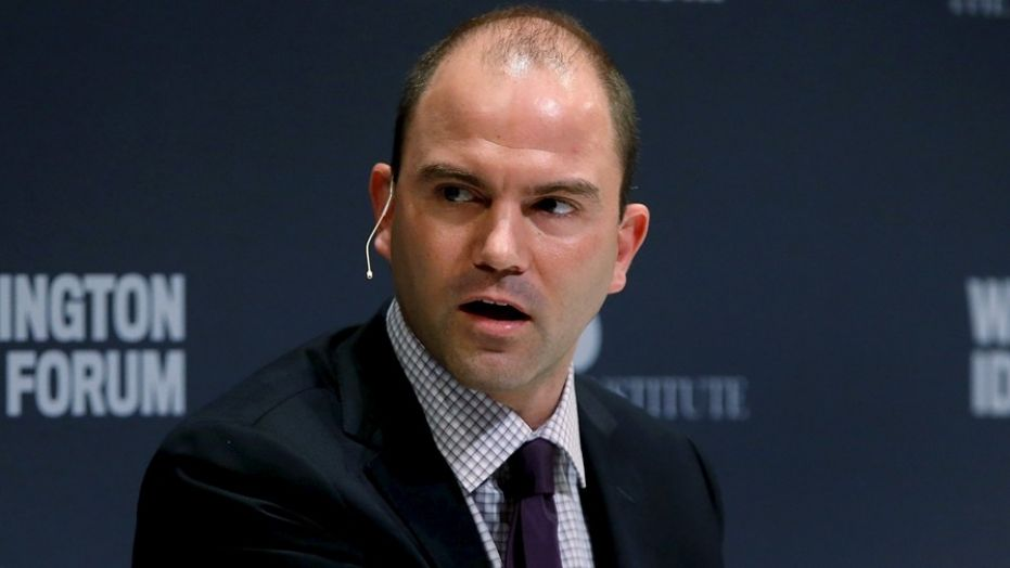 Deputy U.S. National Security Advisor Ben Rhodes participates in the Washington Ideas Forum in Washington, September 30, 2015. REUTERS/Jonathan Ernst - GF10000227825