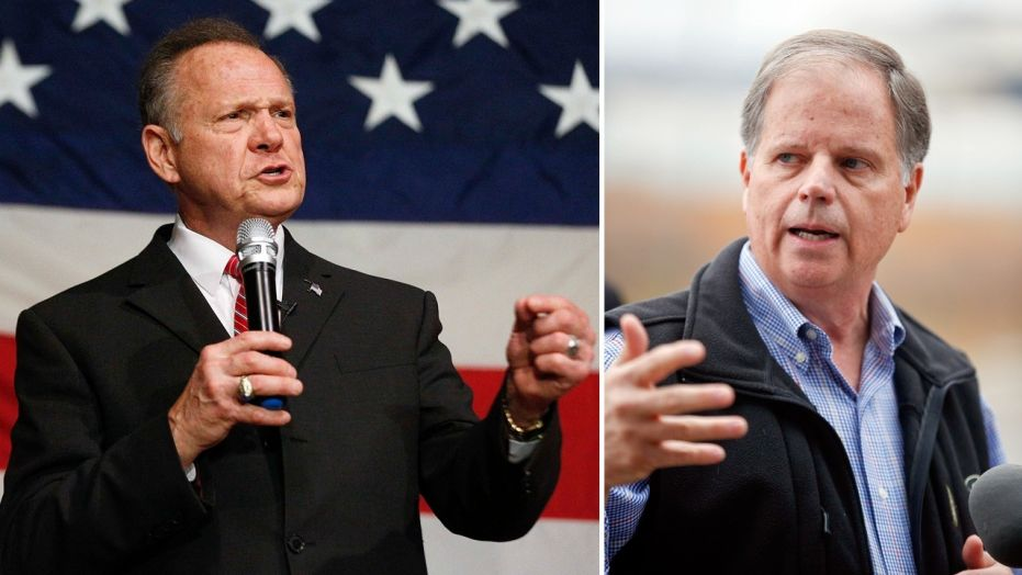 Roy Moore's sexual assault allegations cloud Alabama special Senate election