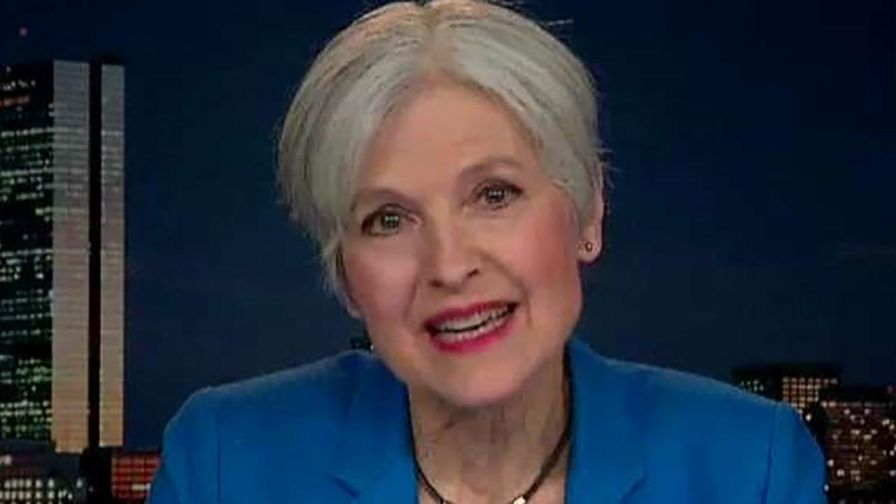 Former Green Party presidential candidate Jill Stein fires back at allegations of Russia collusion for just being at the same conference as Putin. #Tucker