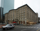 Boston's Historic Fairmont Copley Plaza Trades in $170 Million Deal