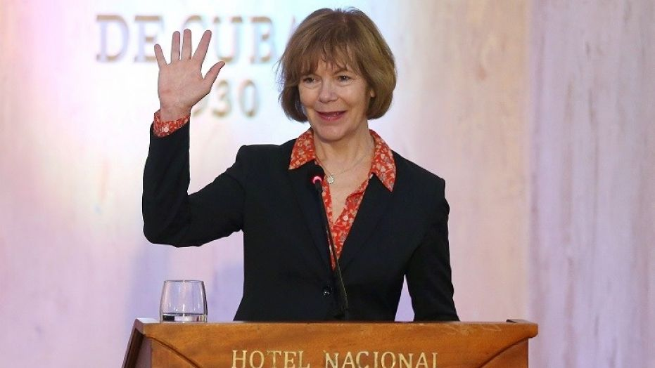 Tina Smith selected to replace Al Franken in the Senate: Who is she?
