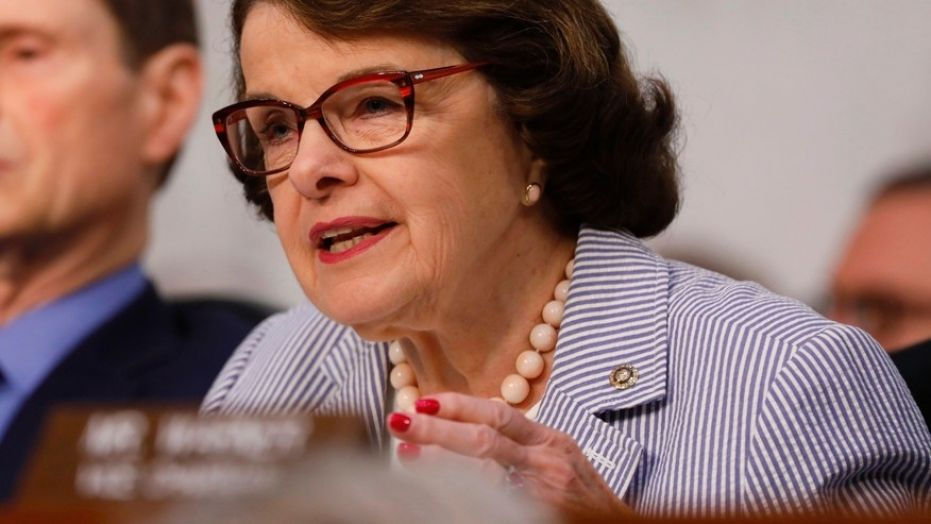 Feinstein calls on Trump to close Gitmo amid legal challenge from 11 prisoners over 'perpetual detention'