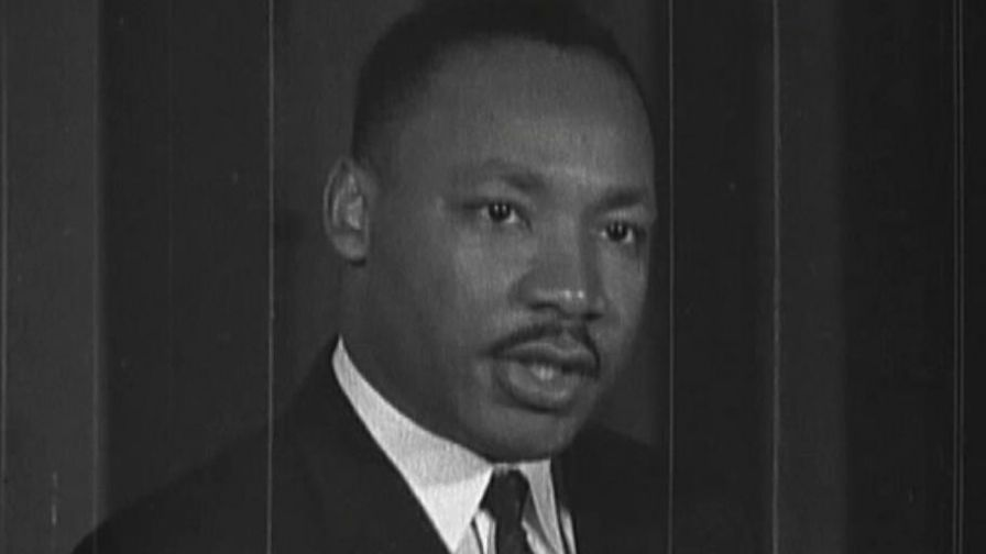 Martin Luther King's children criticize Trump, decry racism on holiday