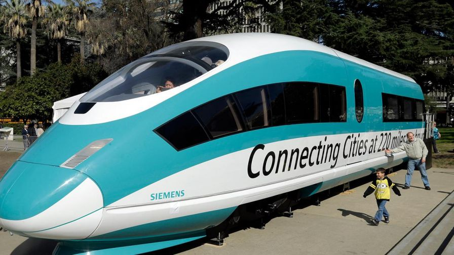 California's bullet train (and biggest boondoggle) is over budget by billions